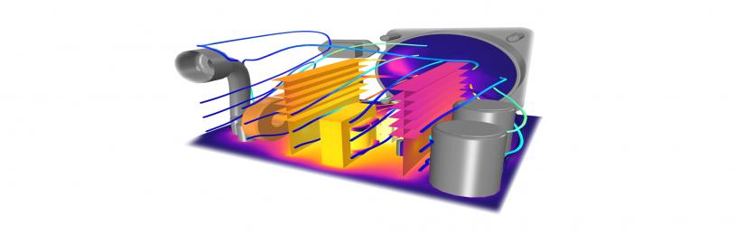COMSOL多物理场耦合分析软件