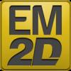 EMWorks电气和电子设计的电磁仿真软件系列_CaxSoft_EMWorks2D-logo